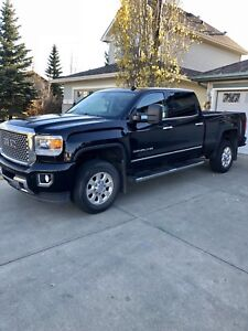 2015 GMC 3500HD Denali 6.0L Gas