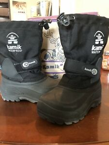 Kamik Toddler Winter Boots size 10