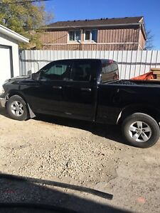 2012 Dodge Ram 1500 4x4 Moving Must Sell!!!