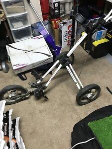 3 wheel golf cart