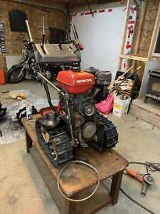 Looking for broken Honda Snowblowers