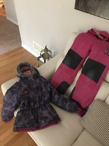 Habit de neige Souris Mini 10 ans