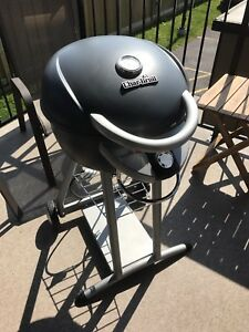 """Char-Broil 17"""" Patio Bistro Portable Electric Grill with Cover"""