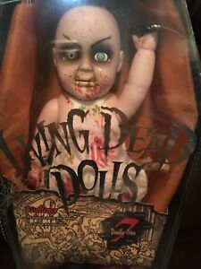 Living dead dolls sealed  Gluttony