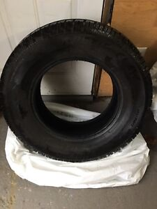 Arctic claw winter tires.