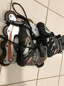 Rollerblades size 12 and 7