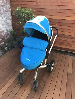 Silvercross Surf Pram - excellent condition