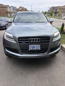 Audi Q7 Premium 2007 - Like new, with new winter tires and rims