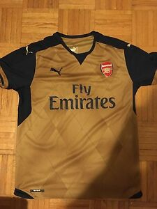 **** Arsenal alternate jersey