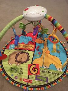 Baby gym / play mat