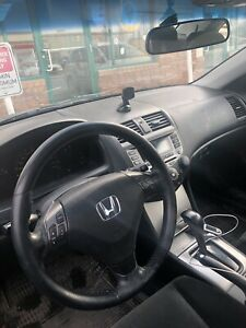 Selling Honda Accord coupe