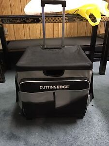Craft storage trolley $40.00