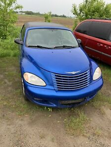 Pt cruiser convertible 2004 2.4l turbo