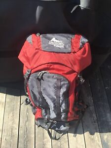 Sac à dos / Travel backpack  Gregory 80 L top of the line