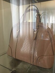 Authentic Gucci Patent leather