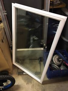 "Glass Insert for Exterior Door 22""x36"""