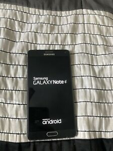 Samsung galaxy note 4. Unlocked works great! 32gb sd included!
