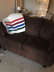 Two very comfortable sofas for sale!