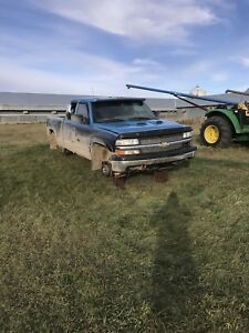 2001 Chevy 2500 want gone!