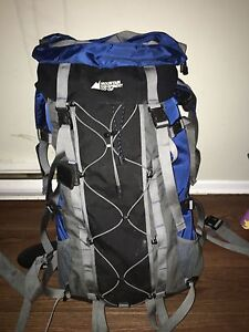 MEC backpackers backpack