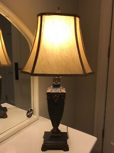 Table lamp, Side lamp