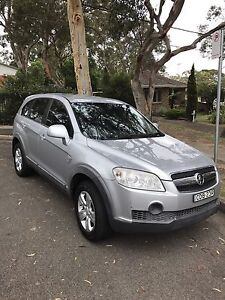 Holden Captiva Caringbah Sutherland Area Preview