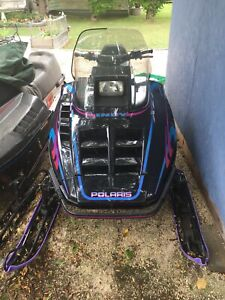 1997 polaris indy 600 triple great condition**NEED GONE**
