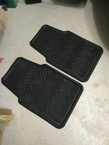 Car Floor Mats Black