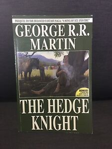 The Hedge Knight by George RR Martin