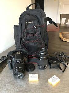 Appareil photo Canon T5i