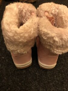 Girl toddler winter boots