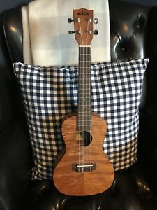 50% OFF RETAIL  - Kala Exotic Concert Ukulele