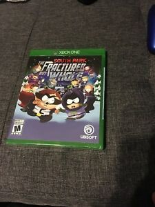 South park xboxone fractured but whole