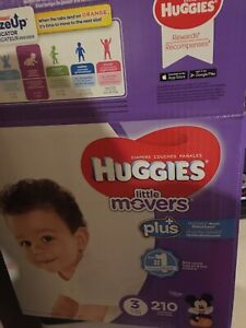 Brand new huggies diaper size 3 $25