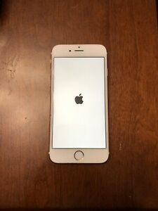 IPHONE 6S 128G- MINT CONDITION