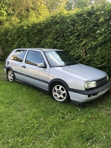 Golf mk3 1.8t big turbo