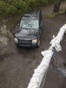 Land Rover noir a vendre