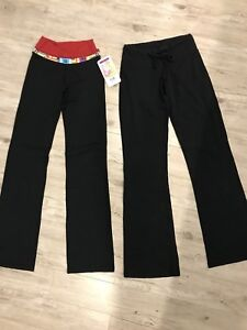 One tooth yoga pants brand new