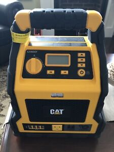 CAT 1000amp Boost Pack, Power Station and Air Compressor