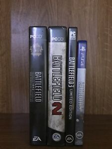 Battlefield game lot