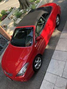 2007 Toyota Solara Convertible SLE