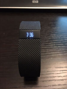 Fitbit Charge HR - Black small size