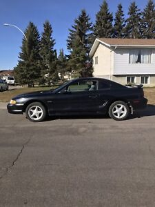 1997 Ford Mustang GT Coupe,only 105200 km since new!