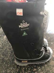 Steel Toe Black Diamond CSA SOREL Snow Boots