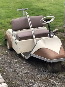 196? Club Car Golf Cart