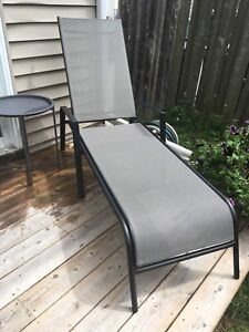 Adjustable Patio Lounging Chair
