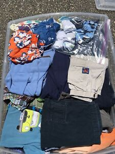 Bin of boy clothes, size 18 month -24 month