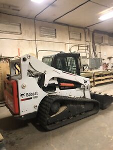 Bobcat T-750 skid steer for rent or hire