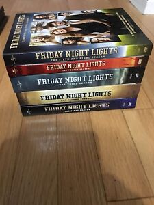 Friday Night Lights complete series on DVD