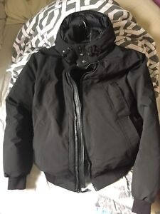 CMFR Exclusive Oxton Bomber - Large Black